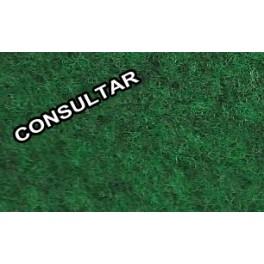 Rollo de moqueta ferial color verde oscuro moquetas feriales for Moqueta ferial barata
