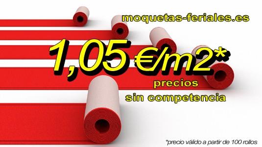 Moquetas feriales for Moqueta ferial barata